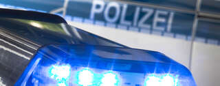 Polizeieinsatz in Teltow