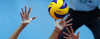Volleyball-Masters des SC Potsdam