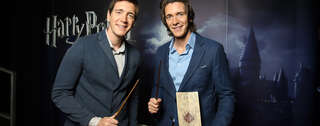 Interview mit den Harry Potter-Stars James und Oliver Phelps